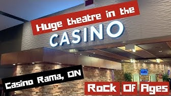 Winning big at the Casino! - Casino Rama, ON