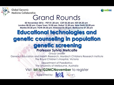 G2MC Grand Rounds - Session 07