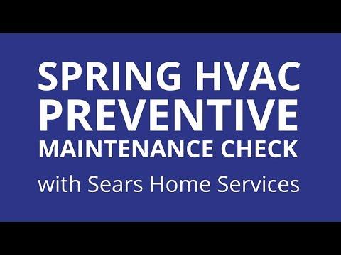 Get Your AC Ready for Summer: Spring HVAC Preventive Maintenance Check