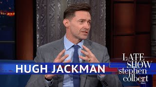 Hugh Jackman Remembers Stan Lee: 'A Creative Genius' thumbnail