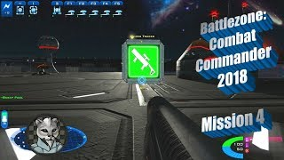 Battlezone (2): Combat Commander - Mission 4 - Too Hot