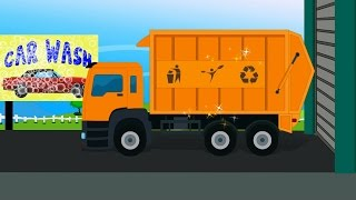 Garbage Truck | Car Wash