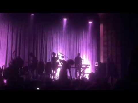 Nouvelle Vague 'Too Drunk to Fuck' - Live at The Regent Theater, Los Angeles (04.01.17)