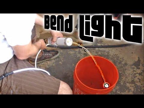 Laminar flow water nozzle