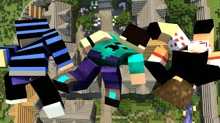 Minecraft - The Dropper #2 MAPA INCRÍVEL!