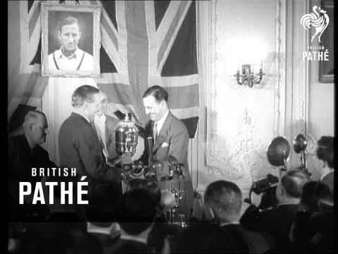 Sportsman Of The Year (1940-1949)