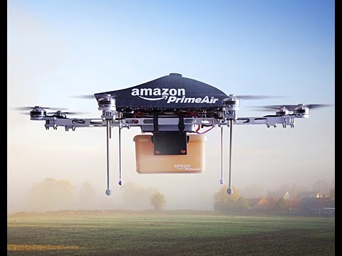 The Snow Plow Show - December 11th, 2016 - Amazon Drone Deliveries