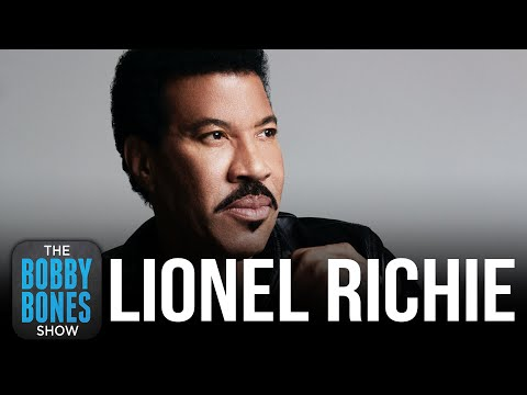 Lionel Richie Shares Stories About Friendship With Kenny Rogers ...