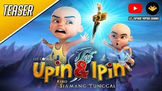 Video terbaru dari upin dan ipin keris siamang . like&subscribe and share