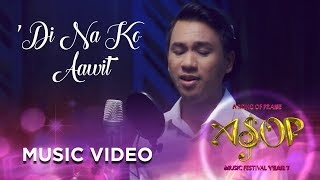 "Hans Dimayuga sings ""'Di Na Ko Aawit"" by Rommel Gojo 