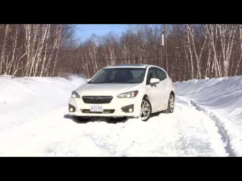 2017 Subaru Impreza Sport 2.0i Review