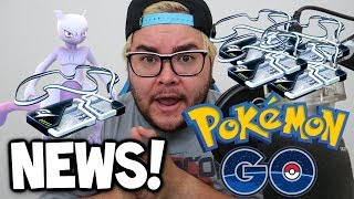 Pokémon GO NEWS: MORE Mewtwo EX-Raid Passes rolling out, New Game by Niantic?!