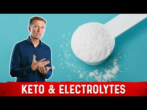 The Ketogenic Diet and Electrolytes