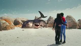 The most hilarious scene from the movie 6 headed shark attack