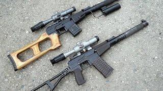 Лучшее в мире бесшумное оружие России. ПСС