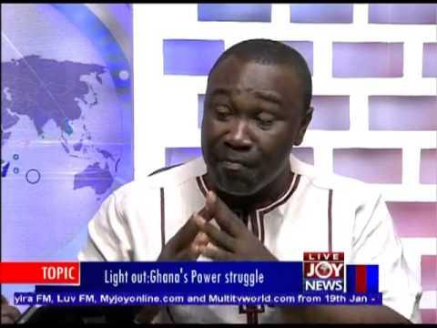 Light out Ghana's Power Struggle - PM Express (28-1-13)