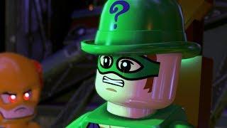 LEGO DC Super-Villains Walkthrough Part 3 - Its Good to Be Bad 2/2