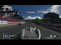 Gran Turismo 4 - Audi Auto Union V16 Type C Streamline '37 Hybrid Cockpit View PS2 Gameplay HD