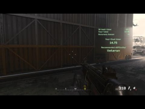 Cargo Ship In 14.75 Seconds! | Modern Warfare Remasterd