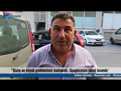 İstanbulun azərbaycanlılar yaşayan məhəlləsi -  İş tapmaq üçün yüzlərlə ailə buraya sığınıb
