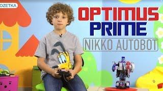 Nikko Autobot Optimus Prime: обзор игрушки-трансформера
