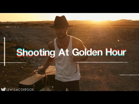 Filming in Golden Hour - DSLR Cinematography Tips