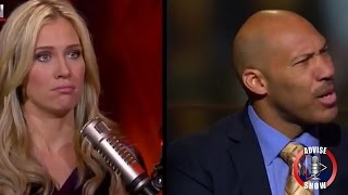 "LaVar Ball Checks Kristine Leahy ""Stay In Your Lane"" & Kristine Leahy Claims Fake Threats"