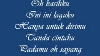 Malam biru-Sandi sandoro