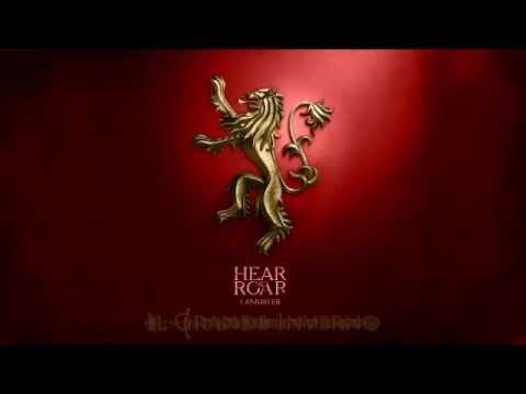 Le piogge di Castamere - Casa Lannister