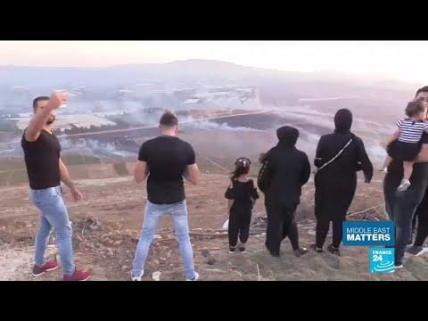 Living On The Blue Line: Israeli And Lebanese Residents Caught In Border Crossfire