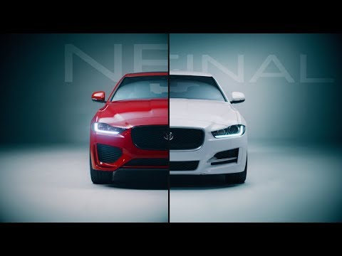 New Jaguar XE | Design Evolution