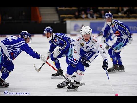 """❉Svenska Bandy❉16/9/Vänercupen-2016/""""Villa""""LidköpingBK-IFK""""Vänersborg""""-4:6(4:1)---full match"""