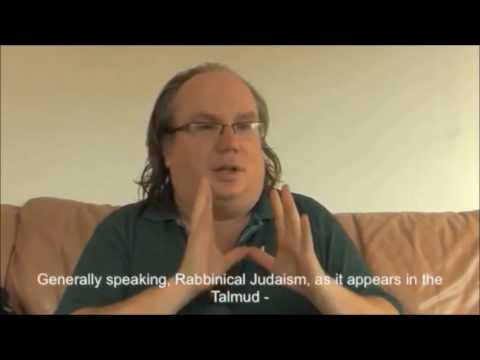 Rabbinic Judaism is NOT Biblical Judaism of the Old Testament