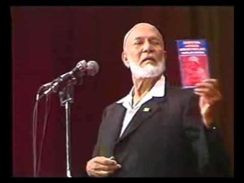 Sheikh Ahmed Deedat - Christian Missionaries In The World