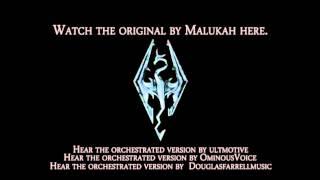 The Dragonborn Comes - Orchestral Mashup