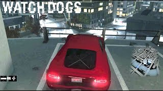 Coolest Way to Park on Watch Dogs (PS4)