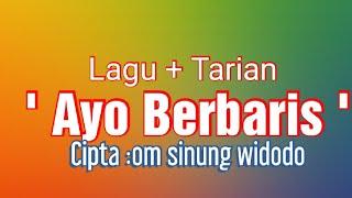 Download Mp3 Lagu Anak Tarian Ayo Berbaris