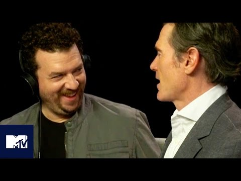 WHISPER CHALLENGE With Danny McBride And Billy Crudup!  MTV
