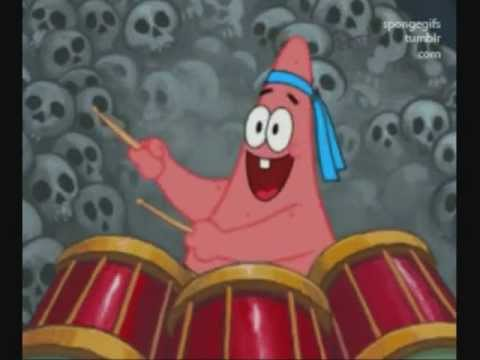 SpongeBob Squarepants-Party Rock Athem