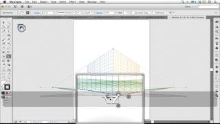 How to Draw with a Perspective Grid in Illustrator