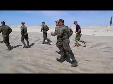 2017 U S  Navy SEAL Training   Physical Screening Test