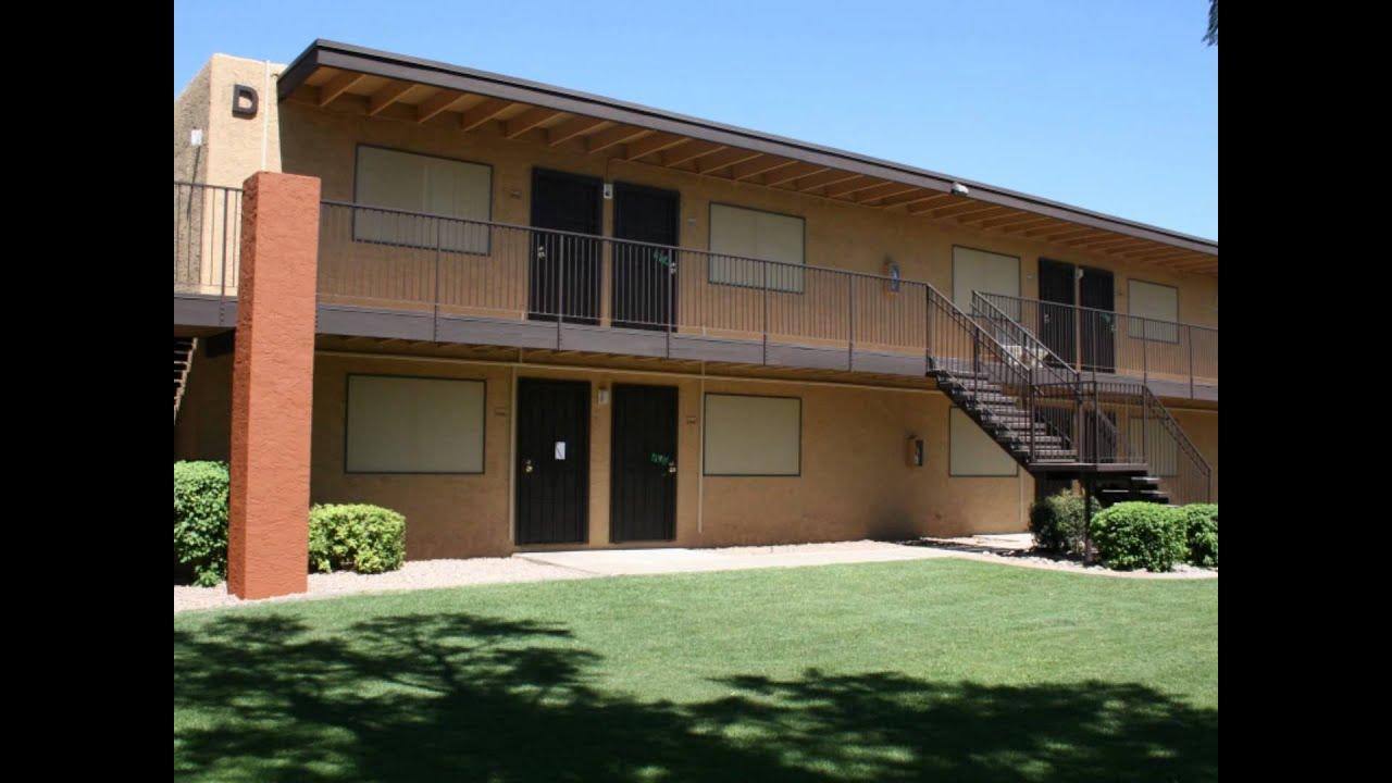Cascada Del Sol Apartments, Phoenix, AZ - Before & After - YouTube