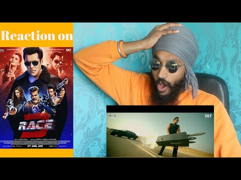 Race 3   Salman Khan   Bobby Deol   Official Trailer Reaction