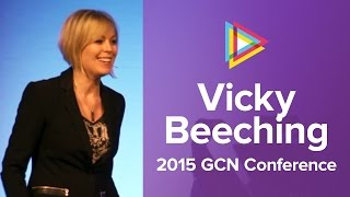 When this Christian singer/songwriter came out - Vicky Beeching at #GCNconf 2015