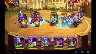 Heroes Charge - S17 - Full magic power team (27/11/2014)