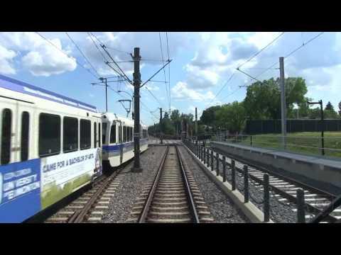 Edmonton LRT: Health Sciences/Jubilee - McKernan/Belgravia