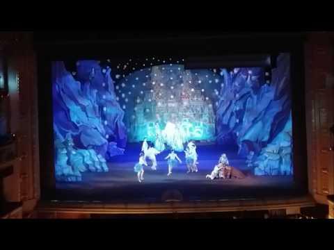 Первые чудеса царевны-лебедь | Опера Сказка о Царе Салтане  | Национальная опера Украины