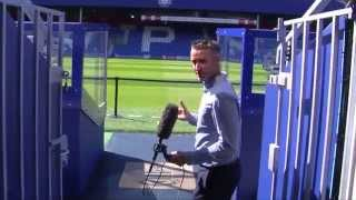 WELCOME TO LOFTUS ROAD