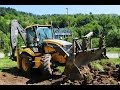 16x Time Lapse with the Backhoe - World's Fastest Digging Backhoe in Action