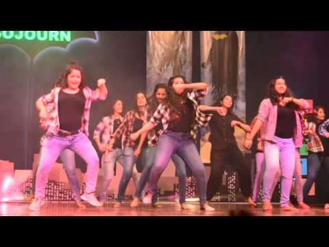 NSS Dance - Sojourn 2017